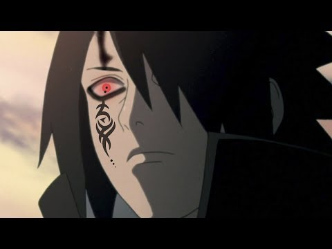 Sasuke's Story After Fourth Great Ninja War English Sub