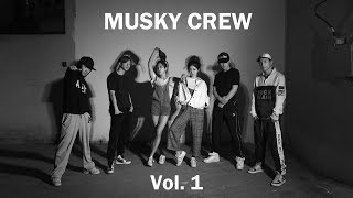 MUSKY CREW_Boyz II Men_Relax Your Mind_ Choreography by Sang To