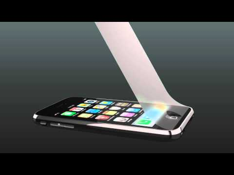 Iphone - Static Adhesion