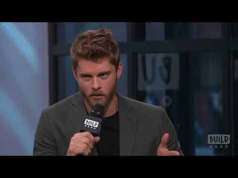 "Luke Mitchell On The NBC Series, ""Blindspot"""