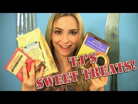 Trader Joe's Healthy Haul #2: Sweet Treats!
