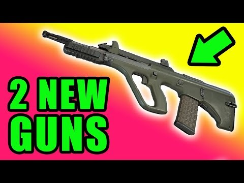 HUGE UPDATE - Two New Guns! ⚠️ Playerunknown's Battlegrounds New UPDATE Test Server Gameplay