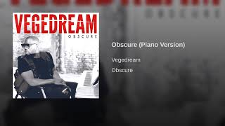 Obscure (Piano Version)