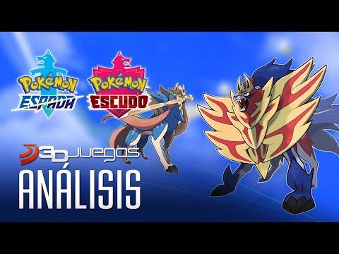 Vídeo Análisis De Pokémon Espada Y Escudo, ¿es El Pokémon RPG Que Esperábamos?