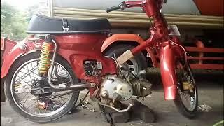 Video Pasang Mesin Supra125 ke Rangka C70 Part 1 download MP3, 3GP, MP4, WEBM, AVI, FLV Mei 2018