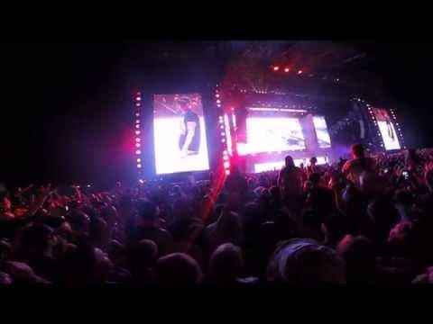 Squamish Valley Music Fest 2014 Eminem