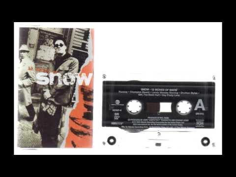 1993 Snow  12 Inches of Snow Cassette Rip
