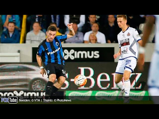 2015-2016 - Jupiler Pro League - 08. Club Brugge - Waasland-Beveren 5-1