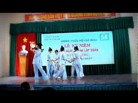 Biết ơn chị Võ Thị Sáu - Múa - Đoàn Trường THPT Trường Chinh 2011