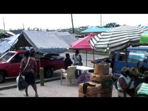 Antigua - St. John's Market