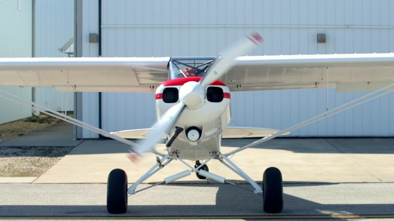 180 Piper Super Cub - Walkaround