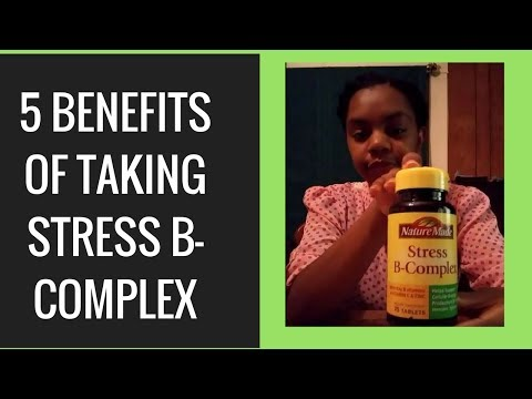5 Benefits of B-Stress Complex (My review)