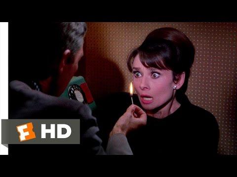Charade (3/10) Movie CLIP - Tex Threatens Regina (1963) HD