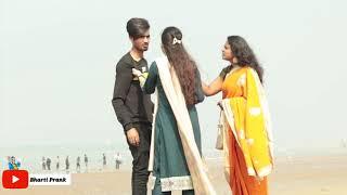 Aunty Aapki Bahu Ke Sath Ghapa Ghap Huaa Hai Pank|Raju Bharti ||Bharti Prank|