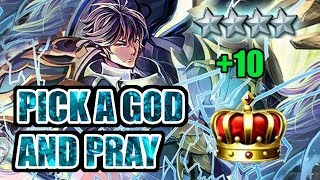 PICK A GOD AND PRAY! - A Tier 21 Frederick Arena Run | Fire Emblem Heroes