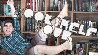 BOOKSHELF TOUR: Todos livros da minha estante - 2015