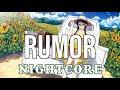 NIGHTCORE Rumor - Lee Brice
