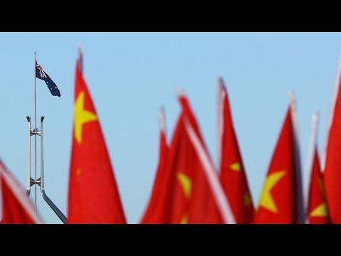 Coronavirus 'exposes' Australia's reliance on China
