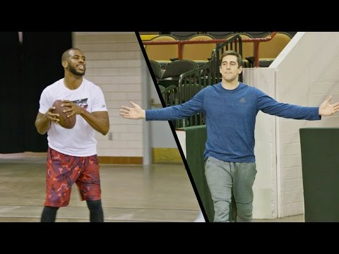 Thumbnail: Chris Paul & Aaron Rodgers Edition | Dude Perfect