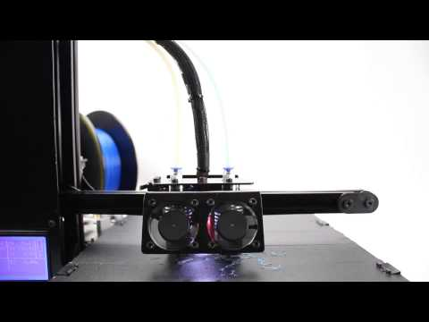 Unveiling of Genesis Duo 3D printer by X3D machines
