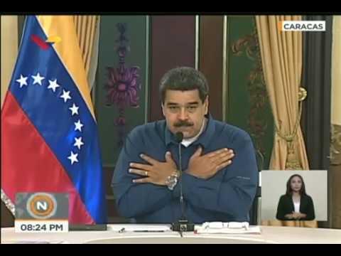 Todos los anuncios de Nicolás Maduro este 13 de agosto: Sueldos y Precios se anclarán al Petro