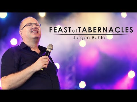 """Feast of Tabernacles 2017 Dr. Juergen Buehler- """"The City of God"""""""
