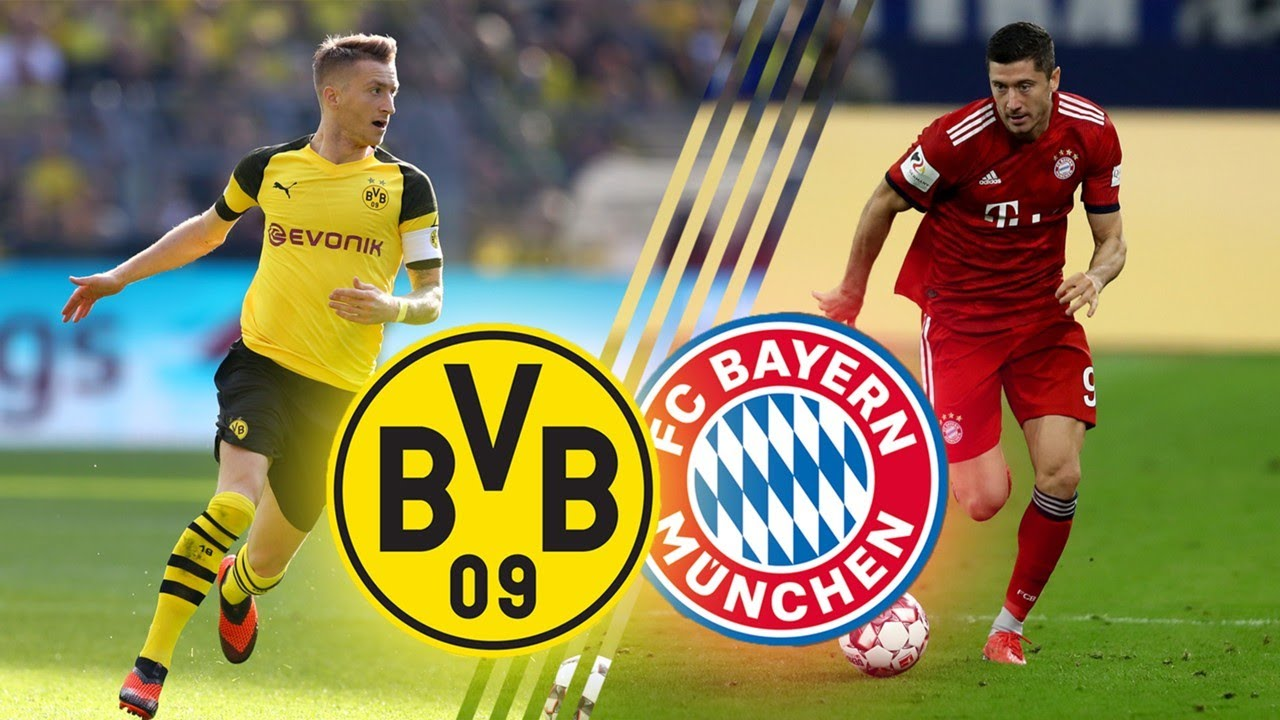 Dortmund Vs Fc Bayern