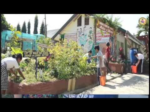 Dubinan Elementary School (Philippines) - ASEAN Eco-Schools Awards 2015