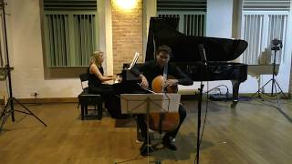 Nemtsov Duo, E  Roxburgh, London Premier