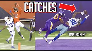 NFL Best Catches of the 2020-2021 Season || ᕼᗪ