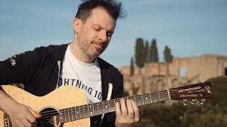 Life is Beautiful (La Vita è Bella) guitar cover by Alberto Lombardi / B&G Caletta acoustic guitar