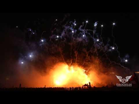 HD I Dragon Fireworks - Hannover Feuerwerkswettbewerb