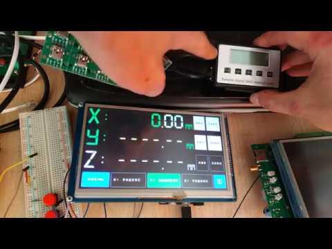 видео: УЦИ цифровая измерительная линейка на Ардуино, начало