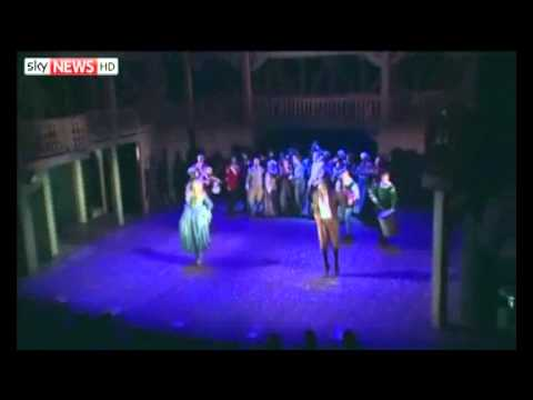 Shakespeare in Love makes stage debut