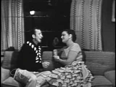 Patsy Cline & Ferlin Husky - Let it Snow