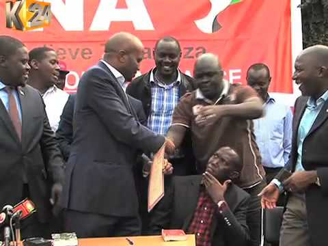 New Democrats Party Candidate Kiarie Kamere Quits Gatundu South Race