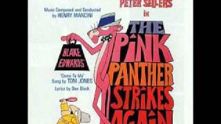 The Pink Panther - The  Inspector Clouseau Theme