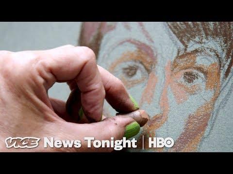 Drawing El Chapo & White Male Terrorists: VICE News Tonight Full Episode (HBO)