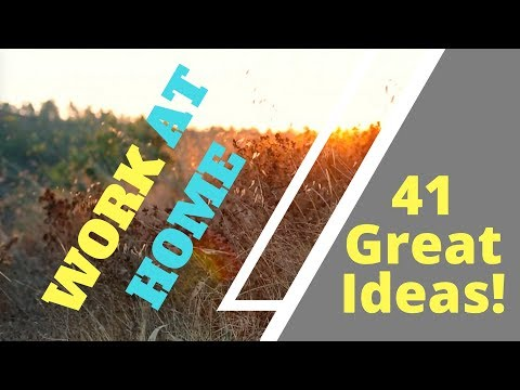 41 Small Business Ideas For Stay At Home Moms & Dads - Home-Based Businesses