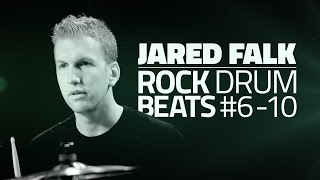 Rock Drum Beats - Free Beginner Drum Lessons (Part #2 of 5)