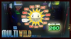 👑👑 JACKPOT MULTI WILD 👑👑 HIGHLIGHTS! 4000€ JACKPOT! Bis 2€!