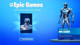 *NEW* FREE SKIN NOW UNLOCK! (Fortnite)
