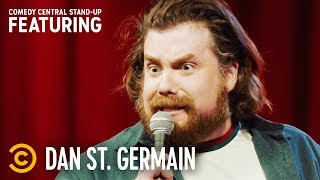 Weed vs. Alcohol Blackouts - Dan St. Germain – Stand-Up Featuring