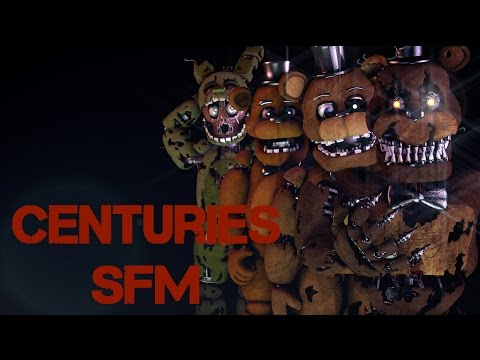 SFM FNaF Centuries  Fall Out Boy