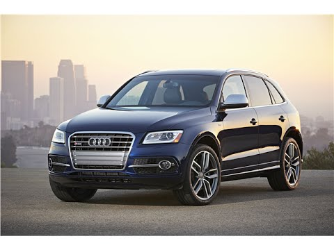audi q5 2016 car review youtube. Black Bedroom Furniture Sets. Home Design Ideas