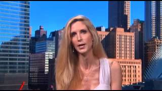 Ann Coulter Charlottesville BBC Newsnight 2017