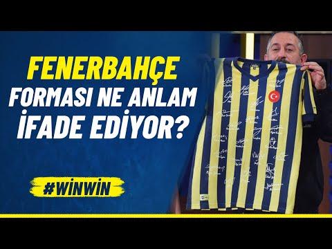 Fenerbahçe Forması Ne Anlam İfade Ediyor? #WinWin