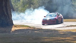 Driving the Track that Inspired Me to Drift!