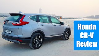 Honda CR-V SUV 2019: In-Depth Review