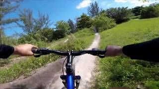 GoPro: MTB Amelia Earhart Park (Advance Trail)